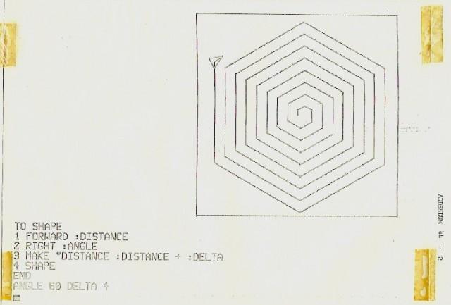 Vn 44-2 Hexagonal Maze