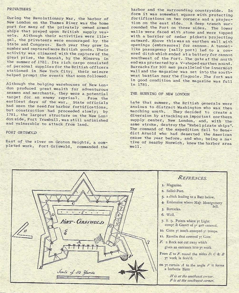 Vn 52-1 Fort Griswold