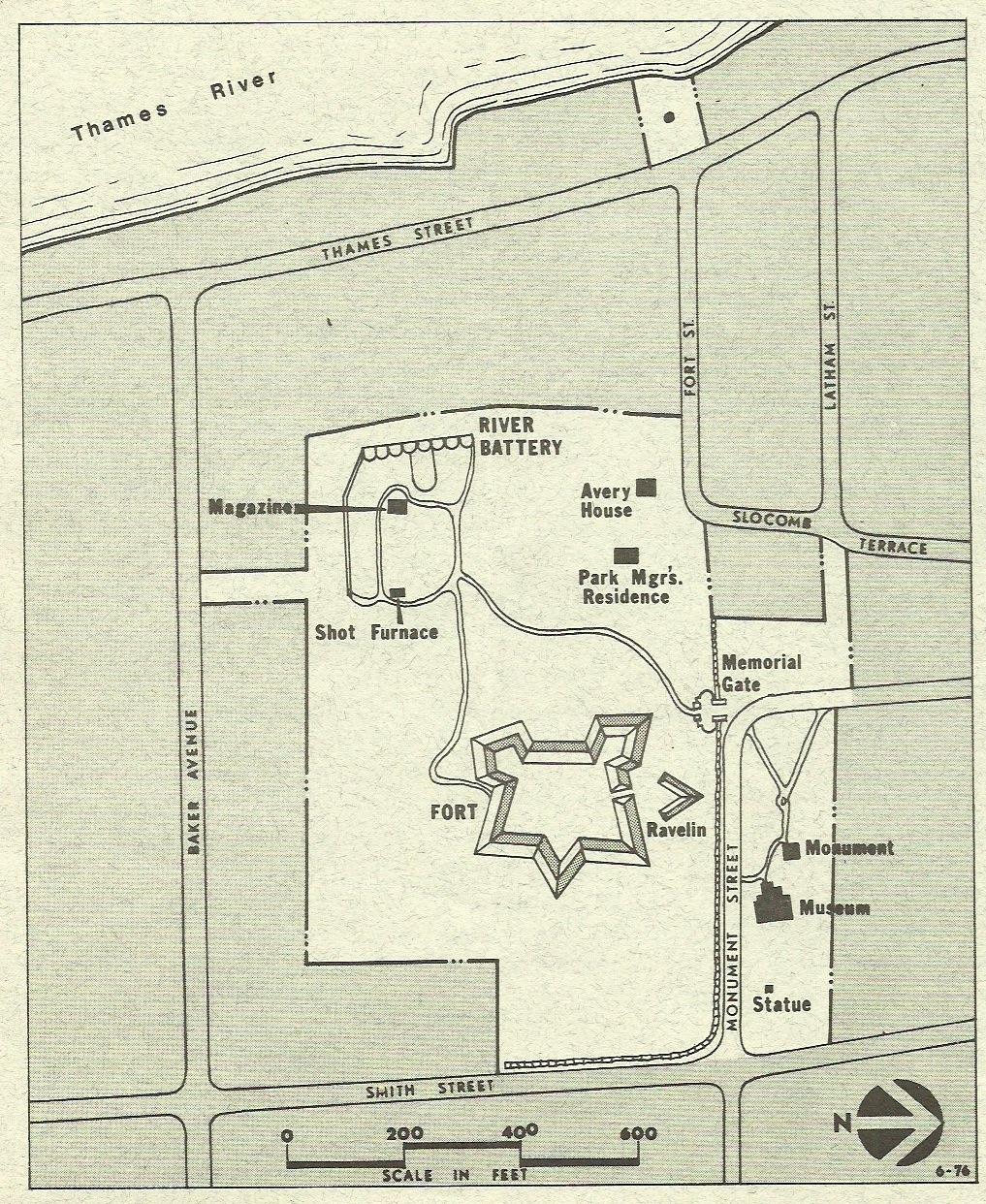 Vn 52-3 Fort Griswold
