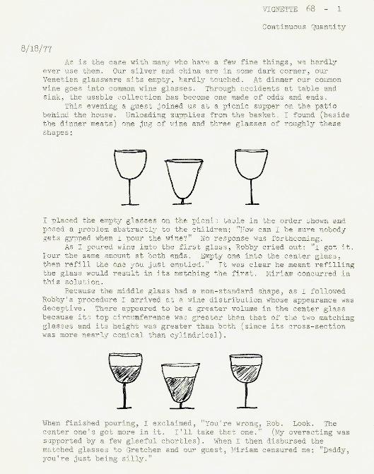 Vn 68-1 Original Fair Text of Vignette 68