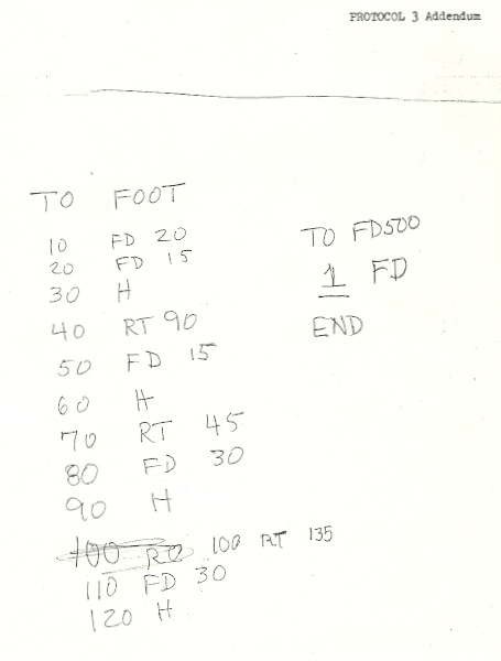 RAL protocol 3-A1