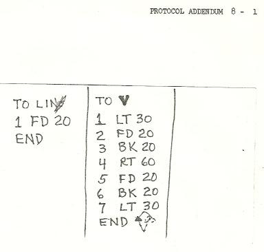 RAL protocol 8-A1
