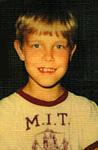 Rob in MIT t-shirt