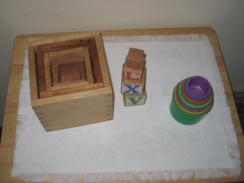 Nesting Cups and Boxes