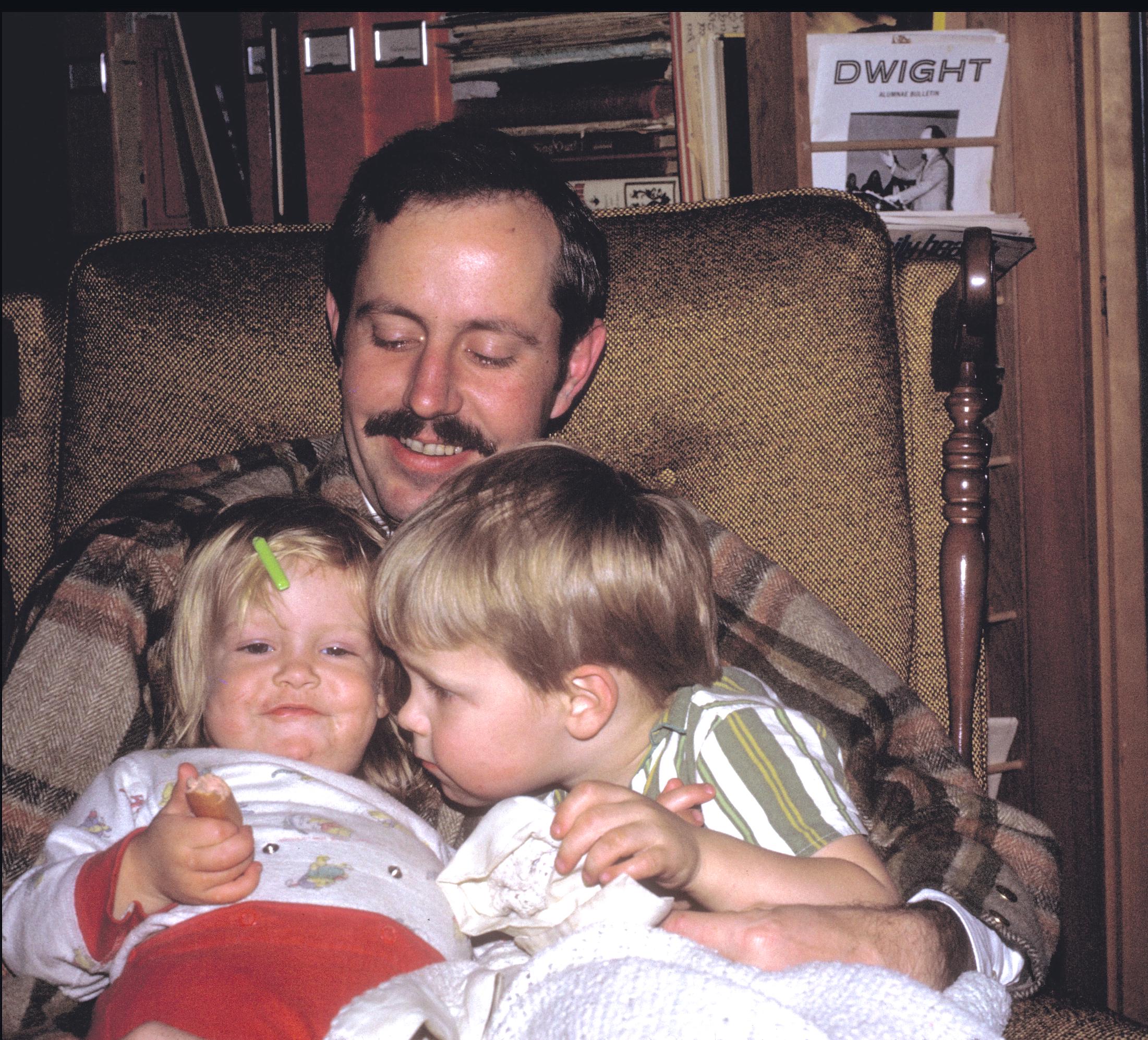 Bob and Two Kids,1974