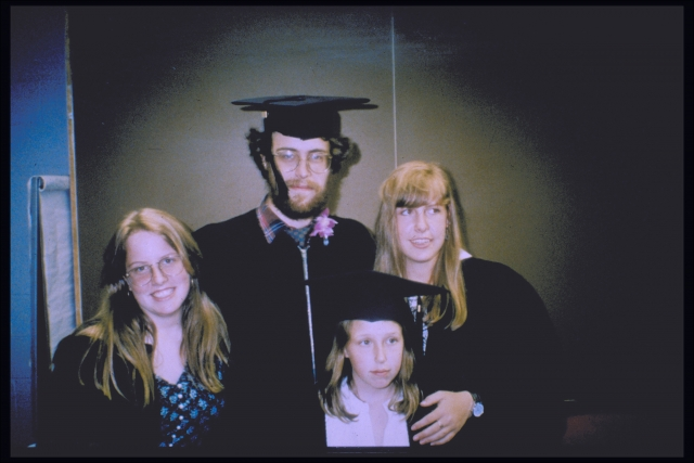 MIT grads and sibs, 1993