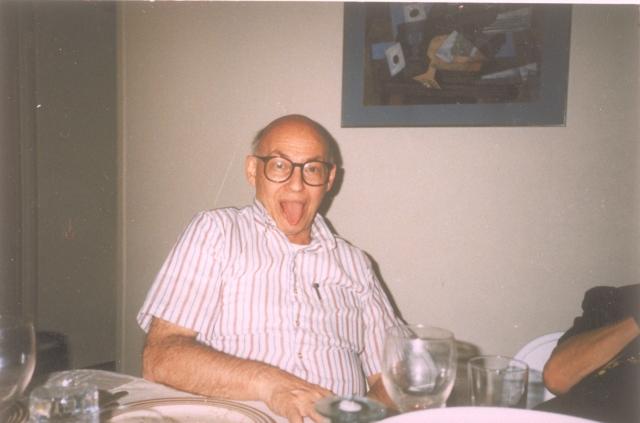 Marvin Minsky, on Winning the Japan Prize,1993