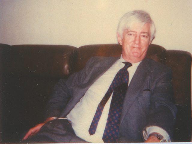 Oliver Gordon Selfridge at Purdue, 1989