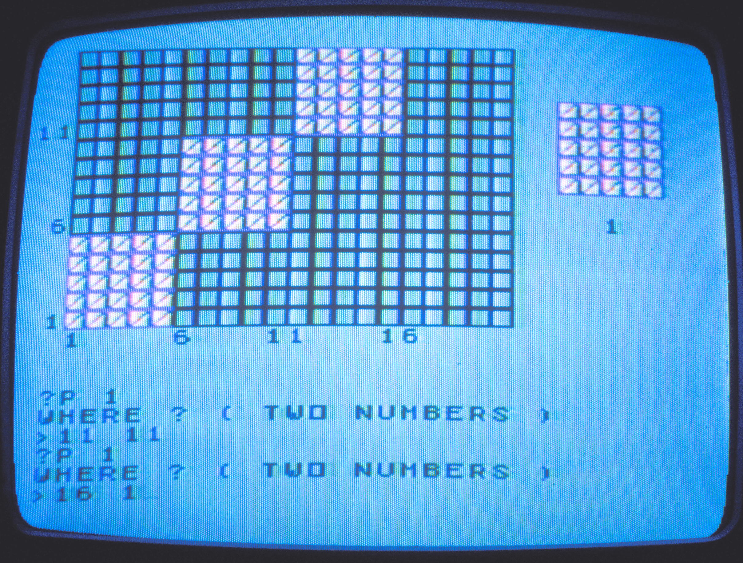 QUILTing by The Numbers, 1982-83
