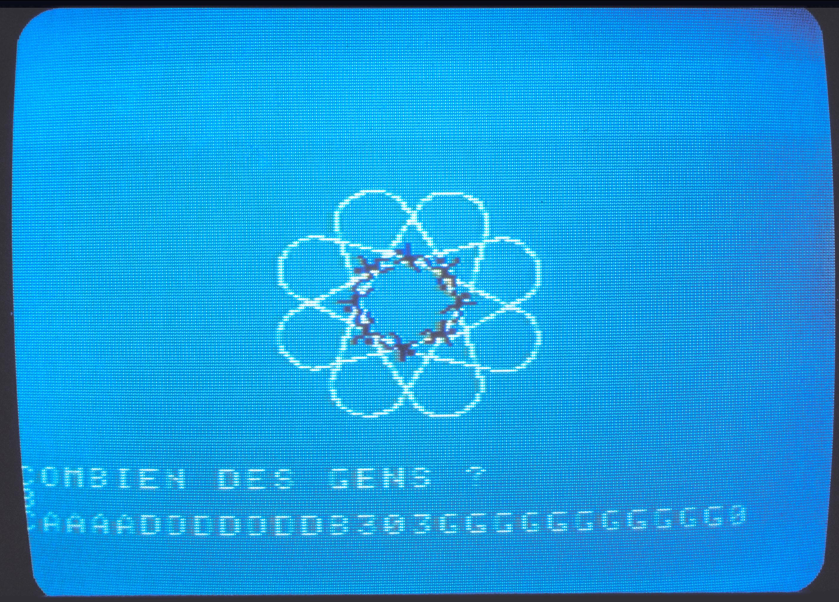 8 SKYDIVERS design, 1983