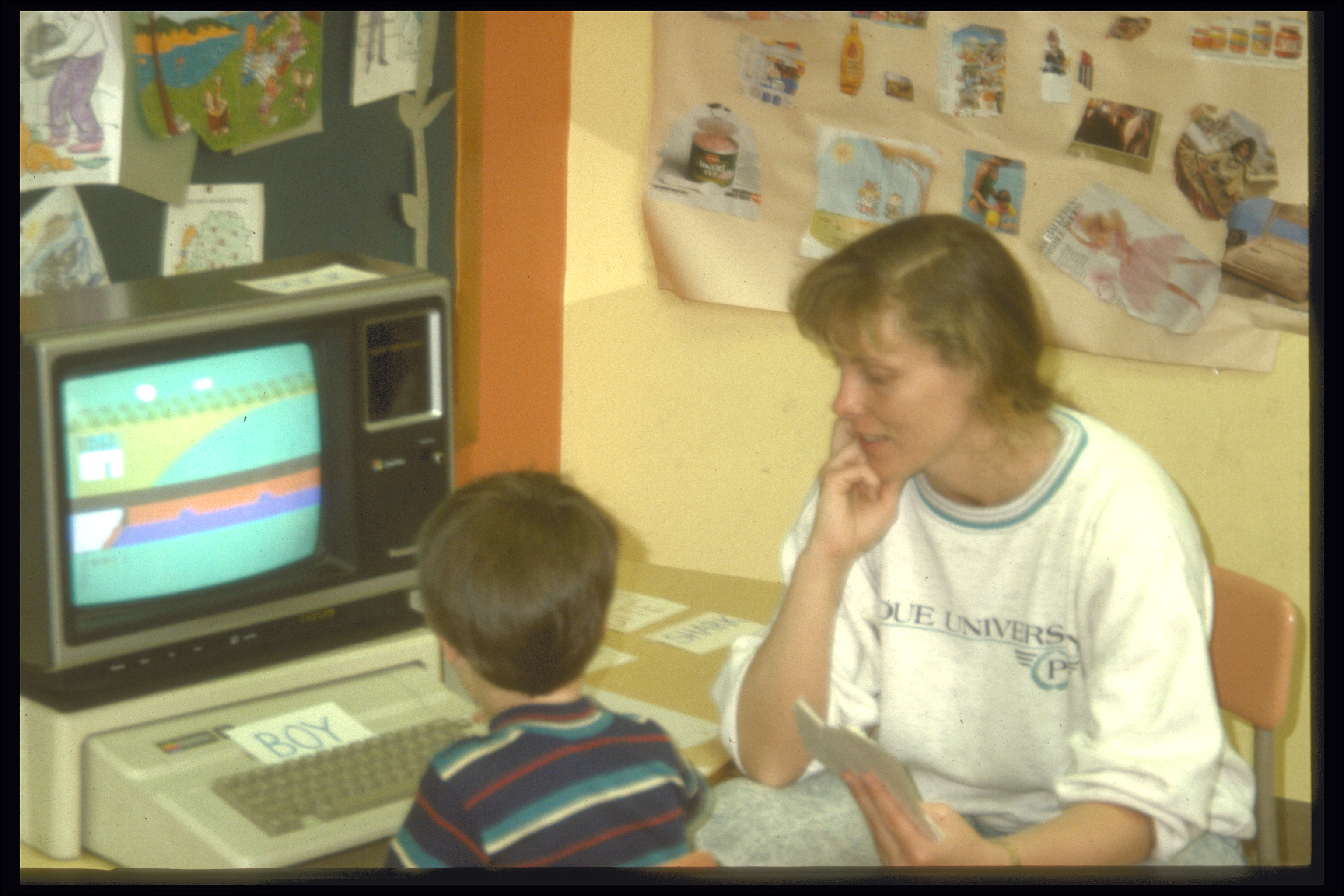 Mary E Hopper, Research Associate, at Headstart, 1989