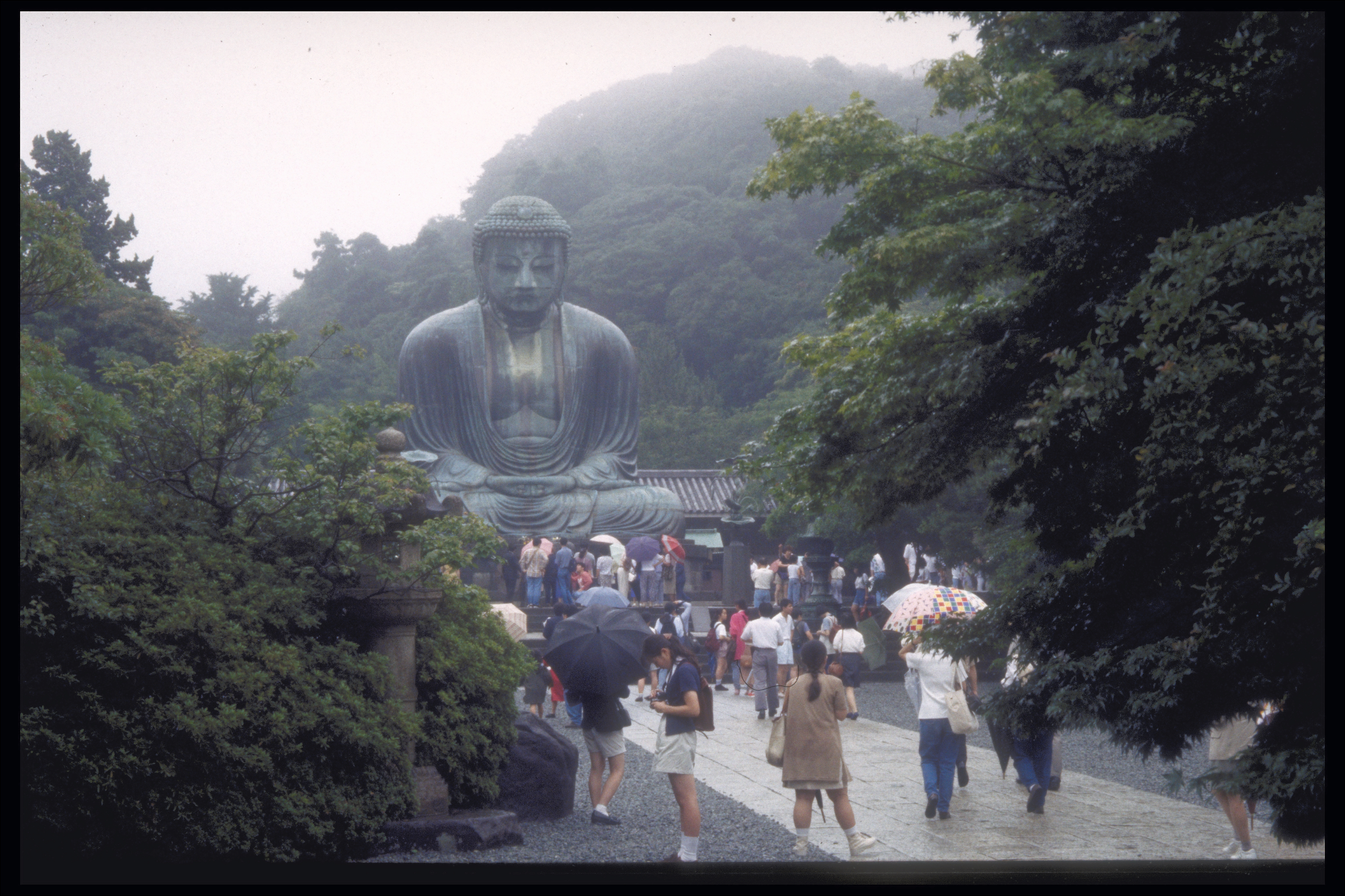 Amida Buddha at Kamakura