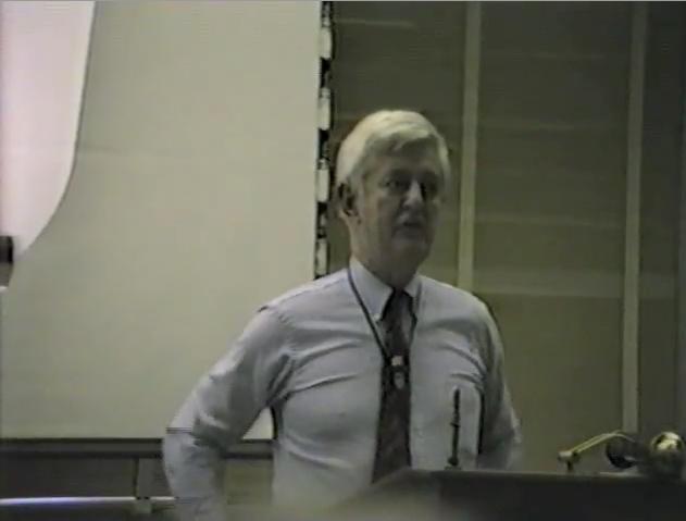 Oliver Gordon Selfridge, 1989, at Purdue