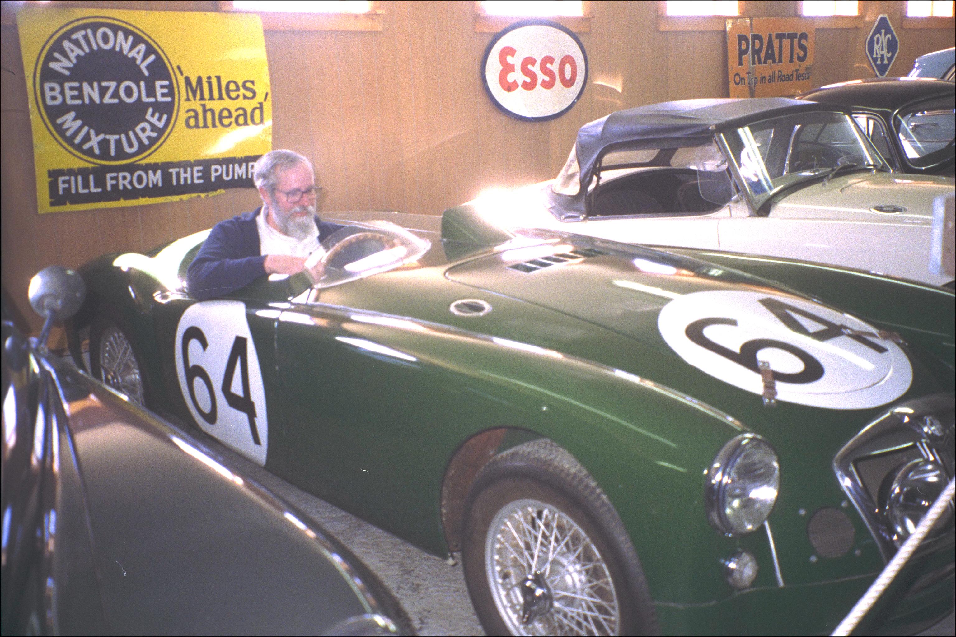 IMG5041 Abingdon Museum Racer, MGA prototype