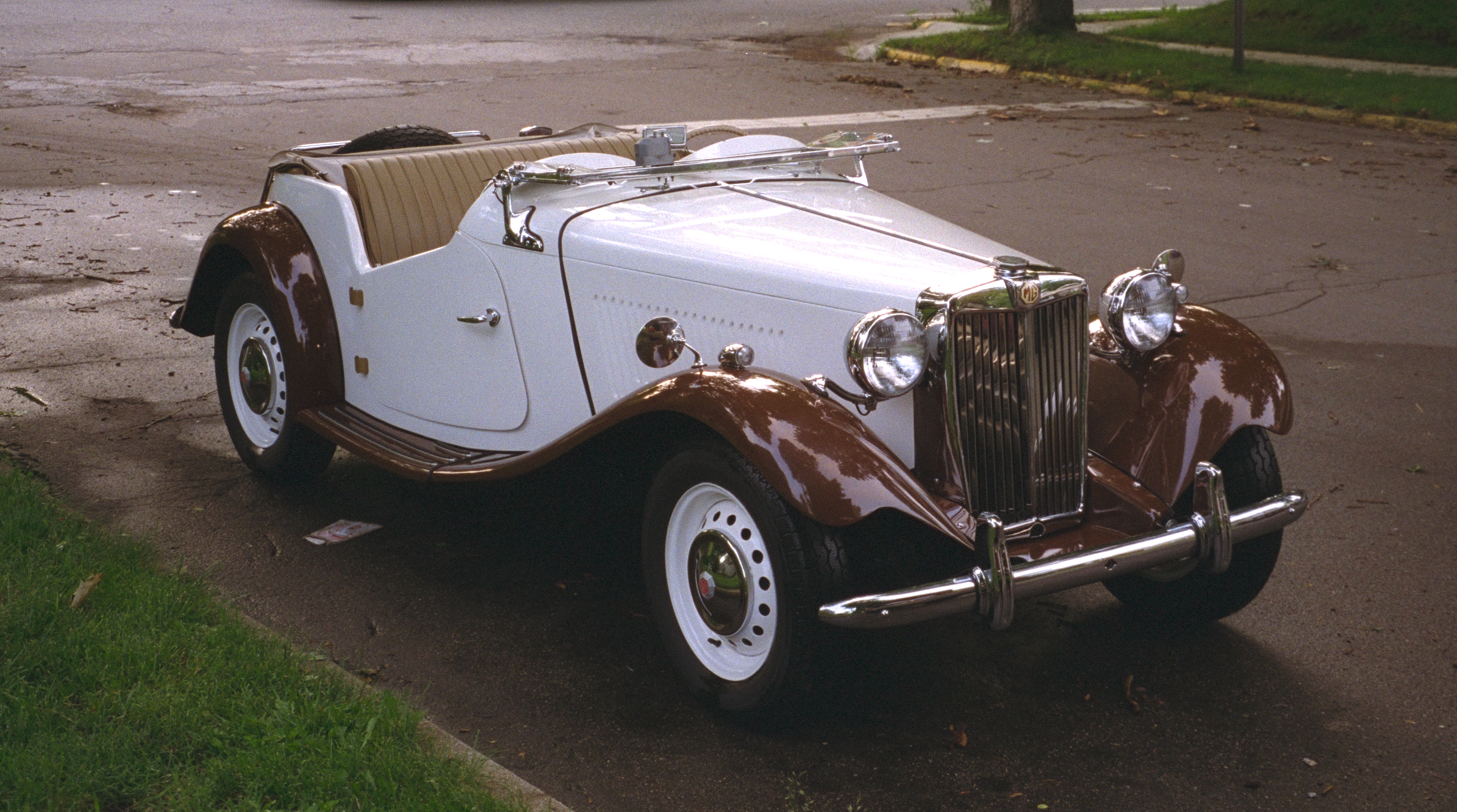 MG TD 20099 On being Remade in the USA, 1993