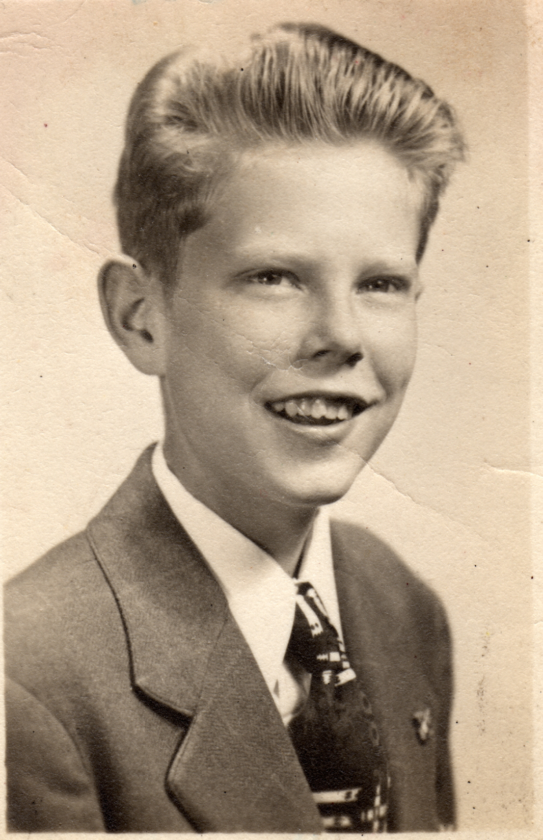 BobBro3: M. David Lawler at 12