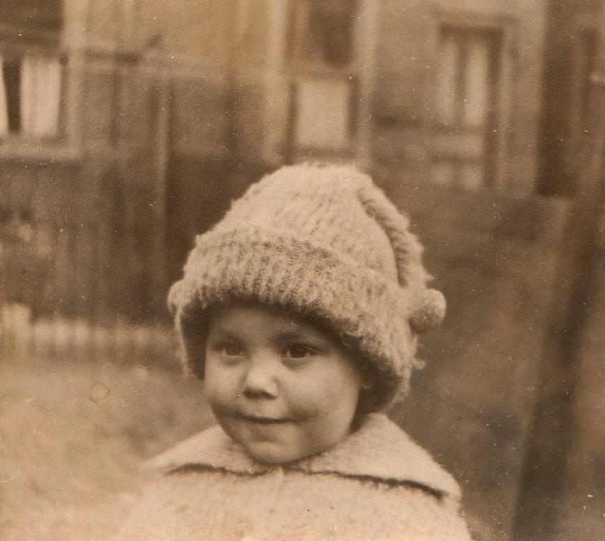 BobDad2: Martin R. Lawler at 18 months
